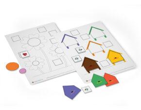 wycinanka Montessori przedszkole