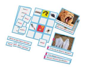 Nauka czytania Montessori