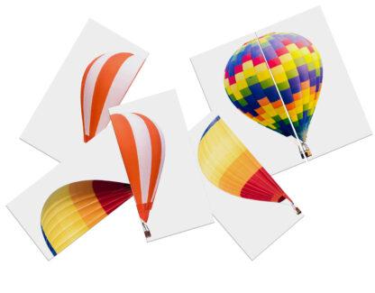 układanka Balony