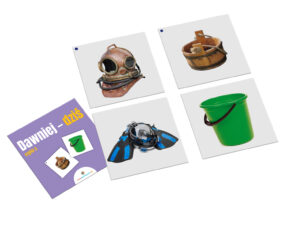 czas karty Montessori
